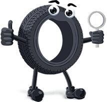 TireComp.com mascott